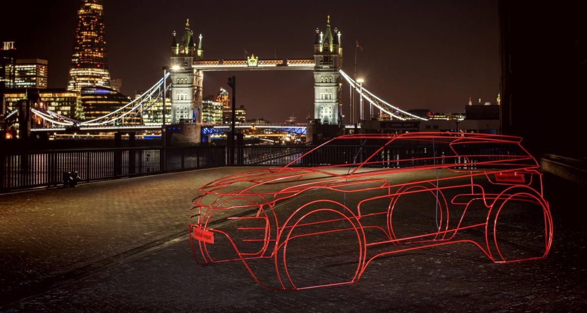 Range Rover Evoque : suivez le présentation en direct streaming vidéo