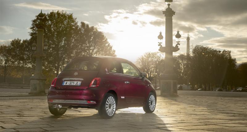 Fiat lance la 500 by Repetto
