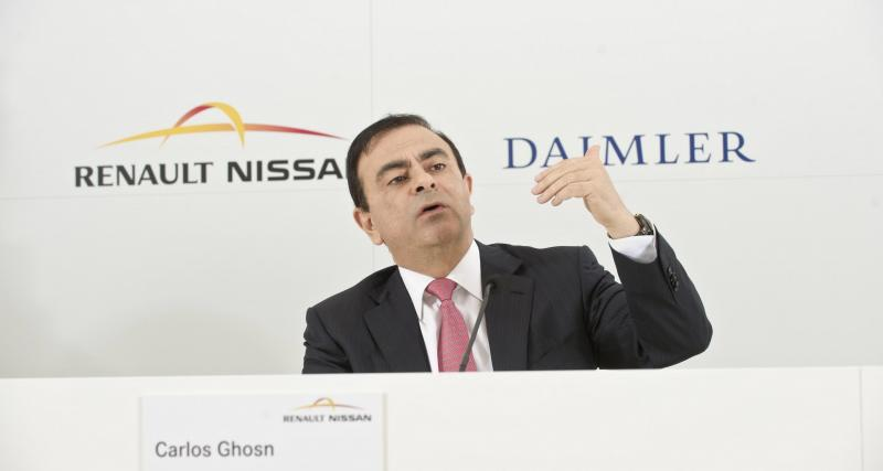 Nissan confirme l'éviction de Ghosn de son conseil d'administration