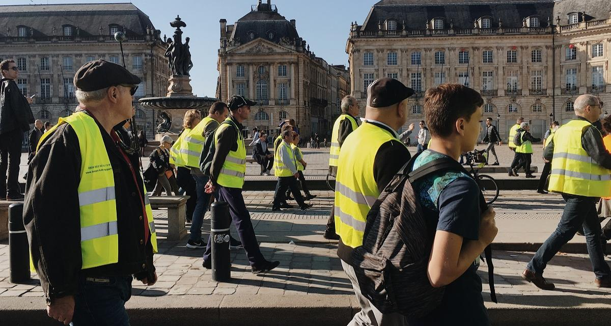 Gilets jaunes : Acte 2, toute la France à Paris