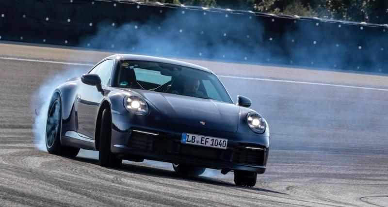 Nouvelle Porsche 911: suivez la présentation en direct et en vidéo depuis Los Angeles