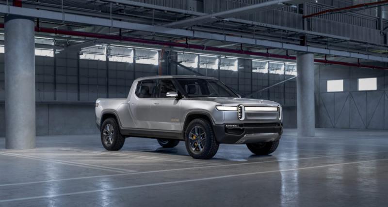 Rivian R1T : le pick-up électrique qui veut surprendre Tesla