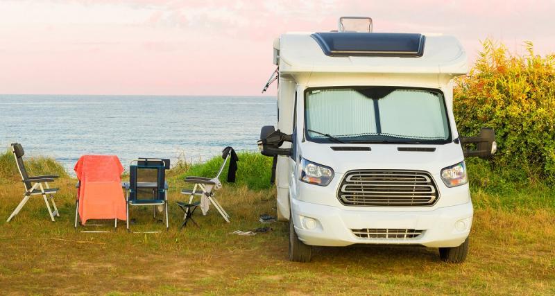 Caravanes et camping-cars : fin de la taxe de 150 euros