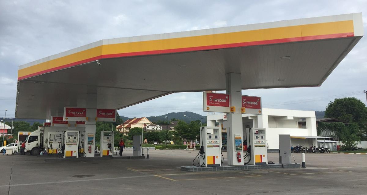 Prix moyen du litre de gazole en France cette semaine