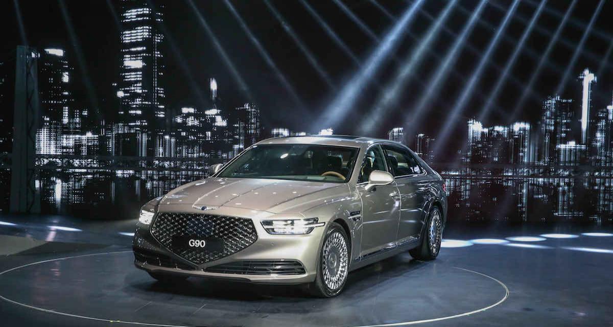 Genesis G90 : le joyau de Hyundai