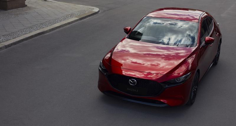 Nouvelle Mazda3 : toutes les photos officielles
