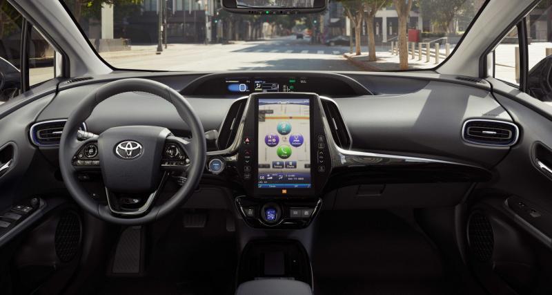 25% des Prius vendues aux Etats-Unis seront des AWD-e