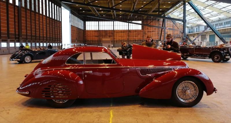 Alfa Romeo 2900B : la vraie star, c'est elle !