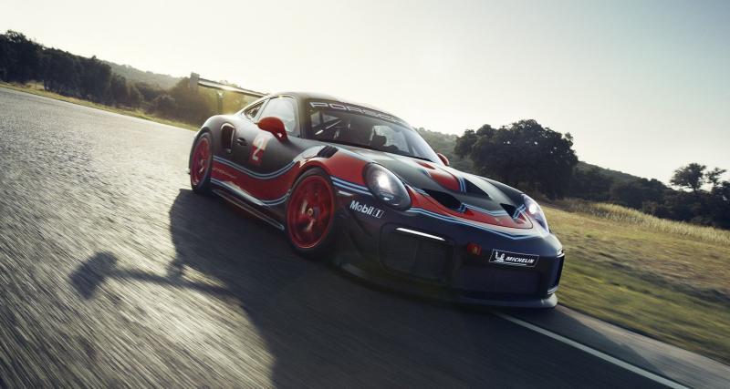 Porsche 911 GT2 RS Clubsport : pionnière d'une nouvelle catégorie