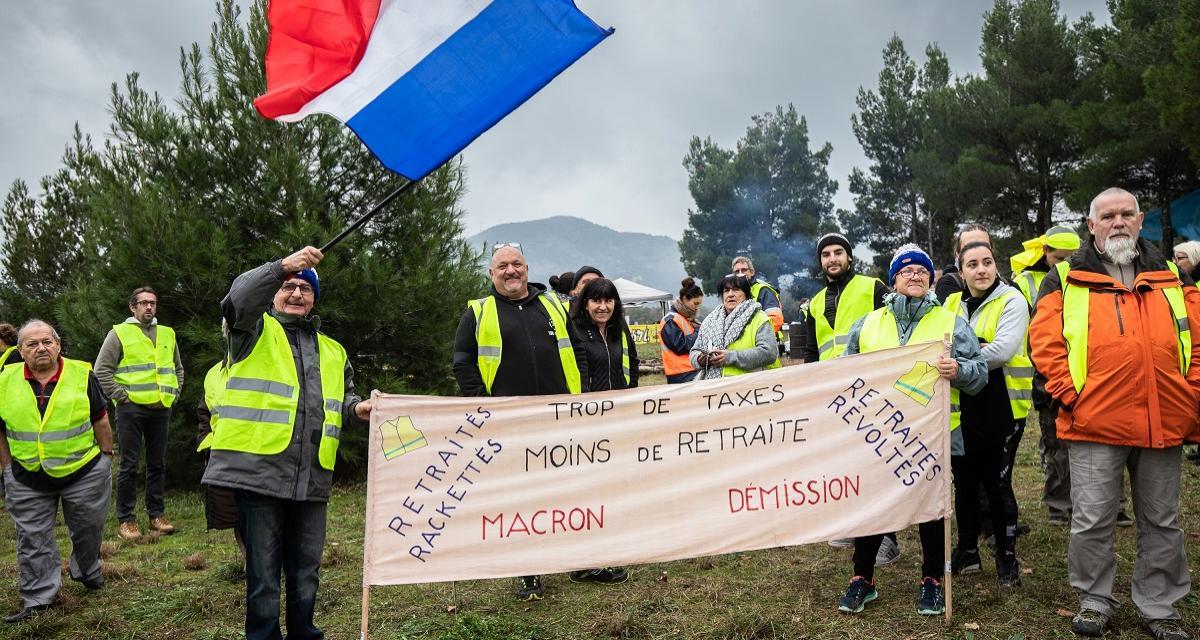 Gilets jaunes : Paris sous haute tension ce samedi