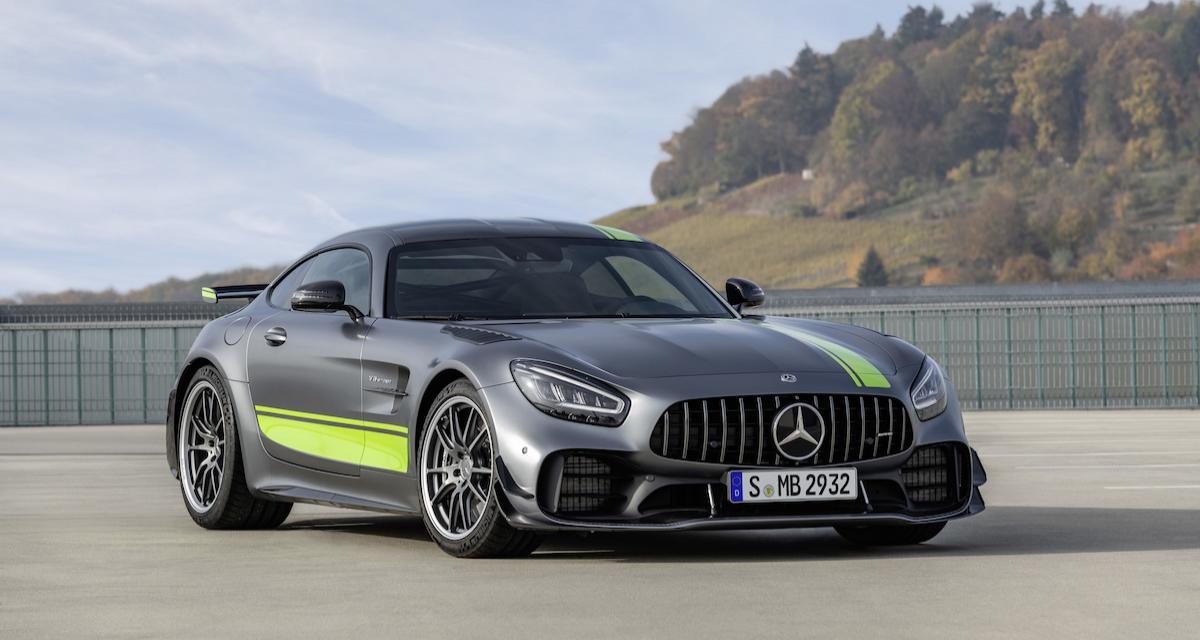Mercedes-AMG GT R PRO : pétard mouillé ?