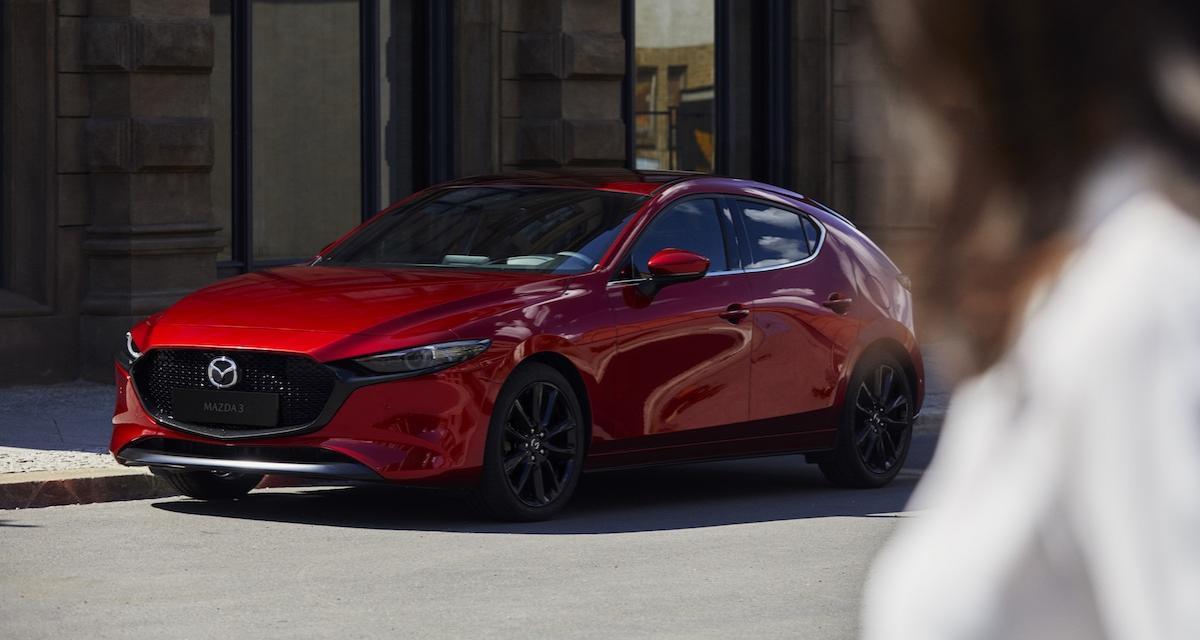 La Mazda3 en 3 points