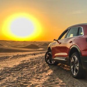 Retrouvez notre essai de l'Audi e-Tron Quattro