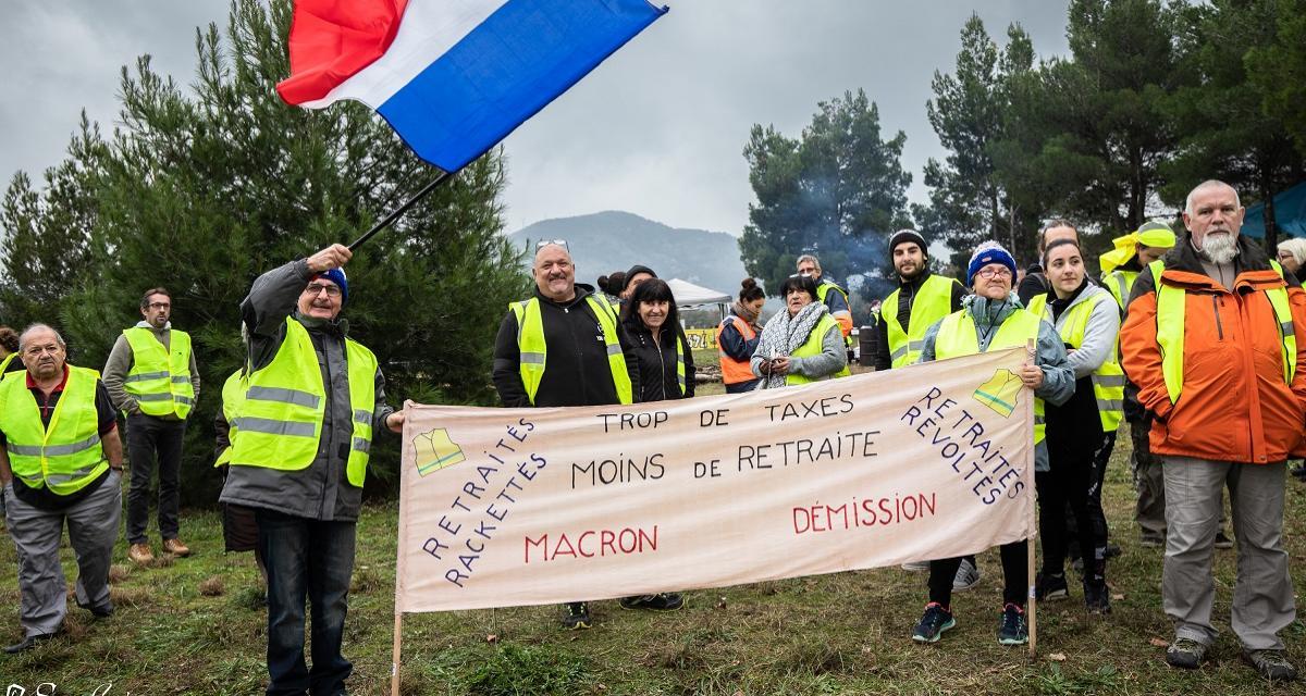 Gilets jaunes : les Français soutiennent toujours largement la cause