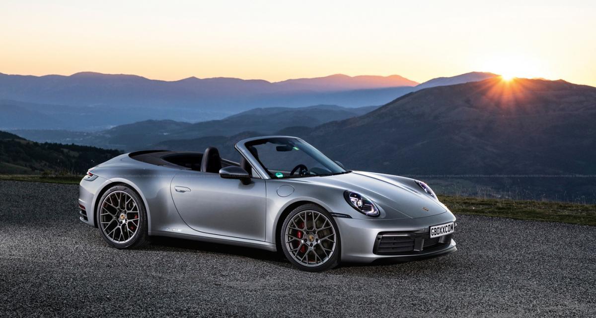 Porsche 911 type 992 : le cabriolet avant l'heure