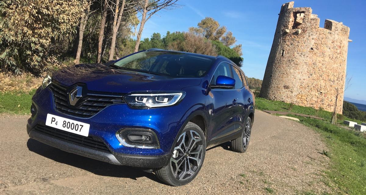 Renault Kadjar restylé (2019) : retrouvez notre essai du SUV