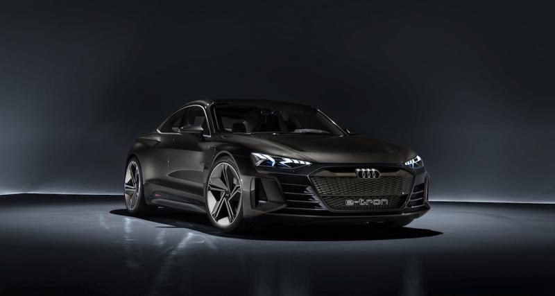L'Audi e-tron GT à l'affiche du prochain film Avengers de Marvel