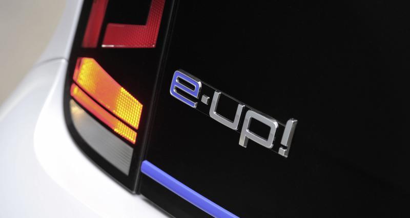 Volkswagen : l'électrique à 18 000 euros sera la nouvelle e-Up