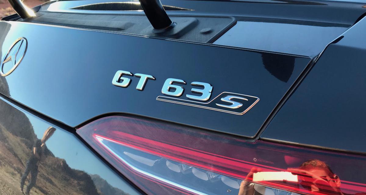 Essai Mercedes-AMG GT 63 S : les photos de notre essai au Maroc