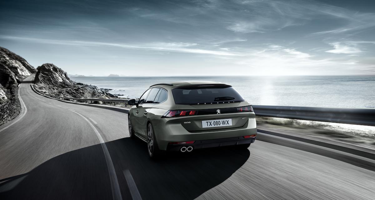 Peugeot 508 SW   notre essai en vidéo 049b1524ad45