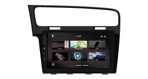 "Dynavin présente un autoradio GPS ""plug and play"" pour la Golf 7"