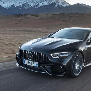 Essai de la Mercedes-AMG GT 63S 4Matic+: nos impressions au volant de la limousine sportive