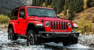 Le nouveau Jeep Wrangler décroche une seule étoile à l'EuroNCAP