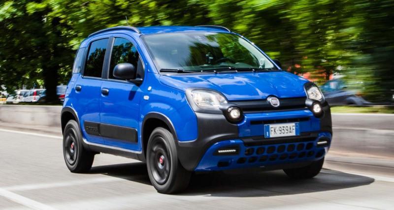 La Fiat Panda aussi pointée du doigt