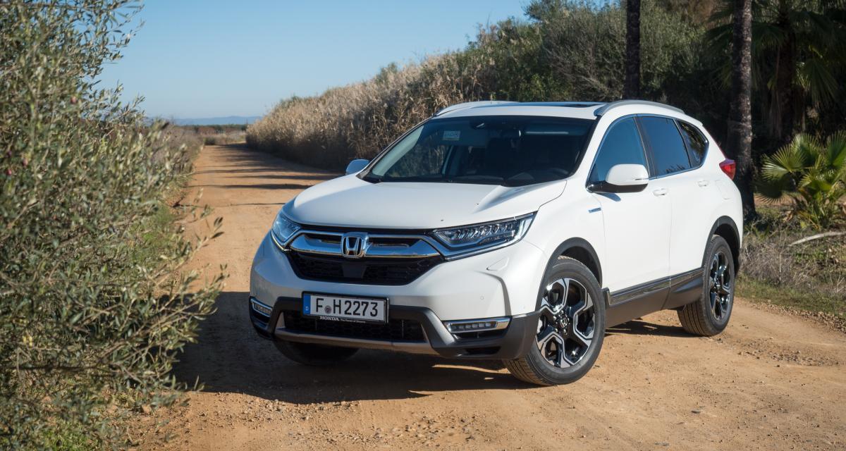 Honda CR-V Hybrid : notre essai du SUV hybride