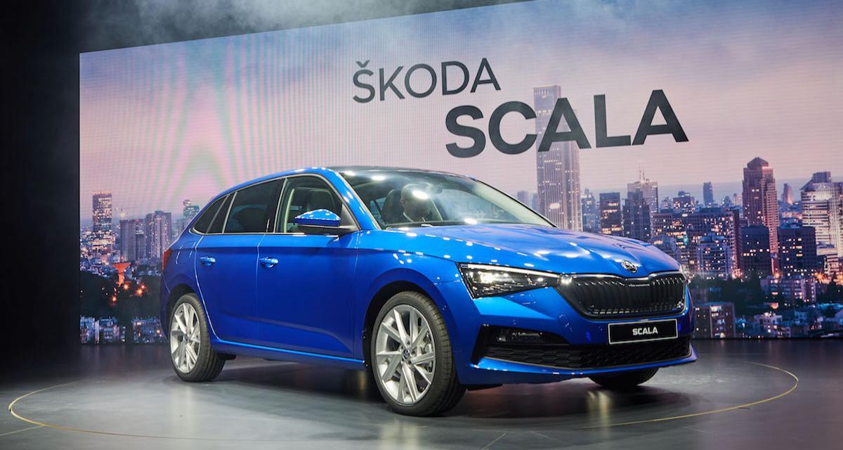 Skoda Scala : toutes les photos de la nouvelle compacte