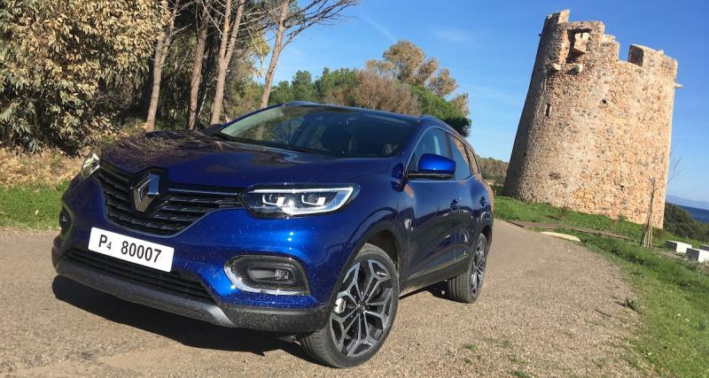 Renault Kadjar restylé (2019) : notre essai vidéo du SUV