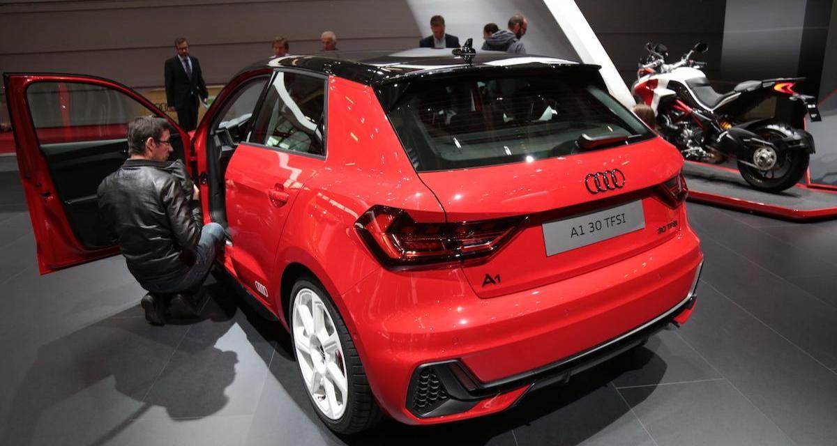 Nouvelle Audi A1 Sportback : retrouvez notre essai