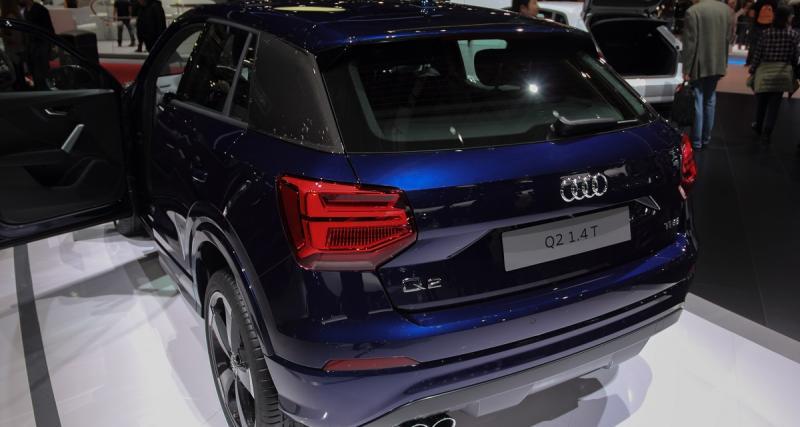 L'Audi Q2 assemblé en Algérie
