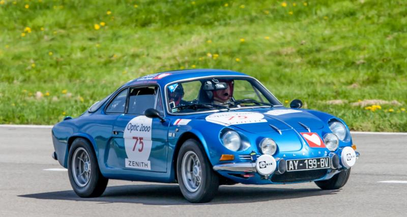 Tour Auto Optic 2000 : du 29 avril au 4 mai 2019