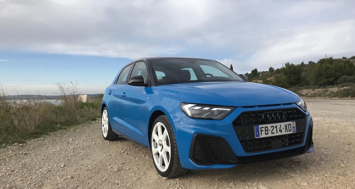 Audi A1Sportback : toutes les photos de notre essai à Marseille