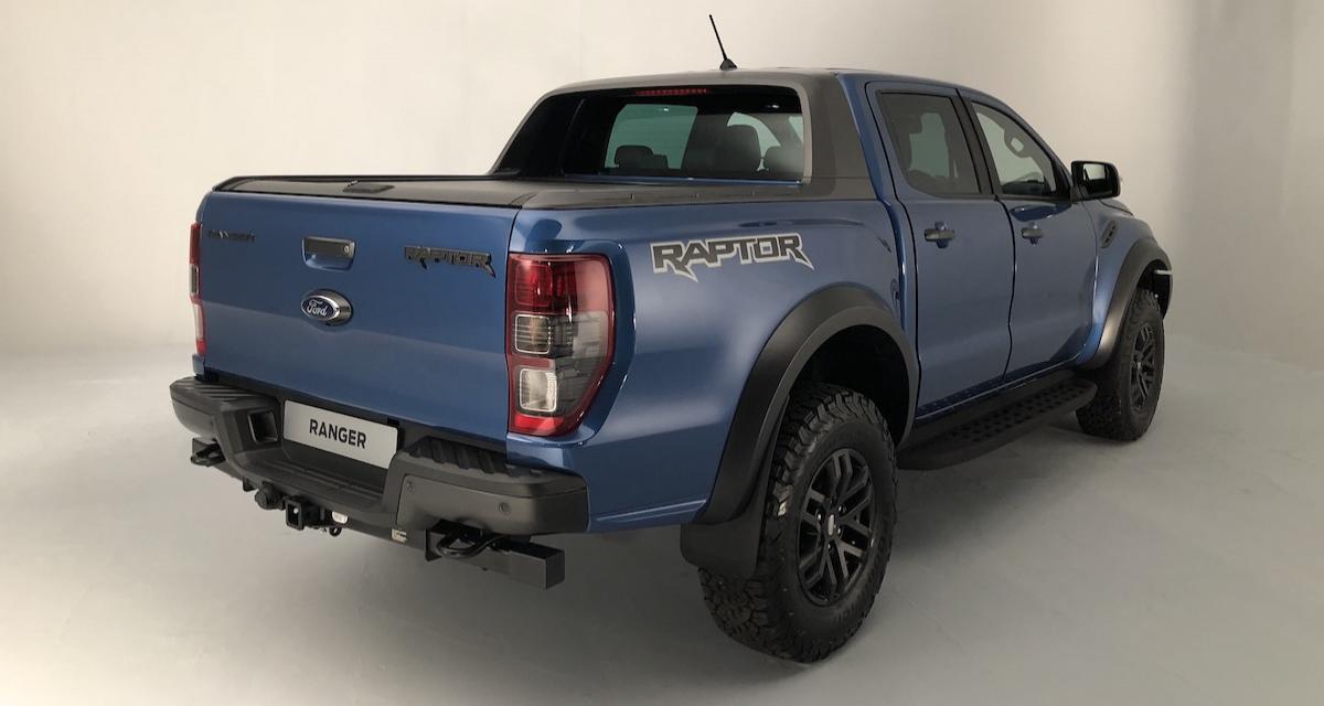 Ford Ranger Raptor : nos photos exclusives du pick-up sportif