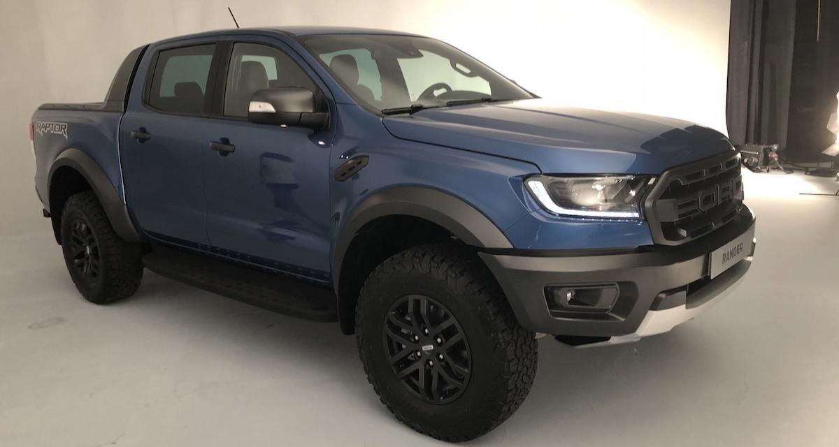 Ford Ranger Raptor : toutes les infos et photos du pick-up