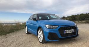 Essai Audi A1 30 TFSI: nos impressions au volant de la nouvelle citadine premium
