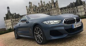 BMW Série 8 Coupé : notre essai en vidéo