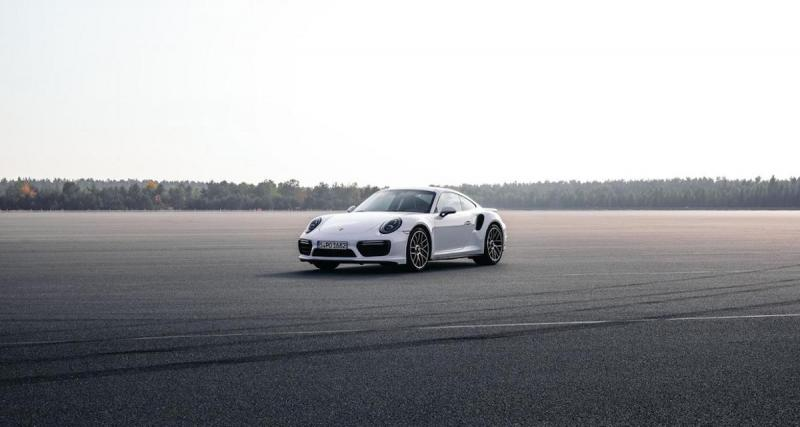 Porsche : le top 5 des Porsche les plus performantes