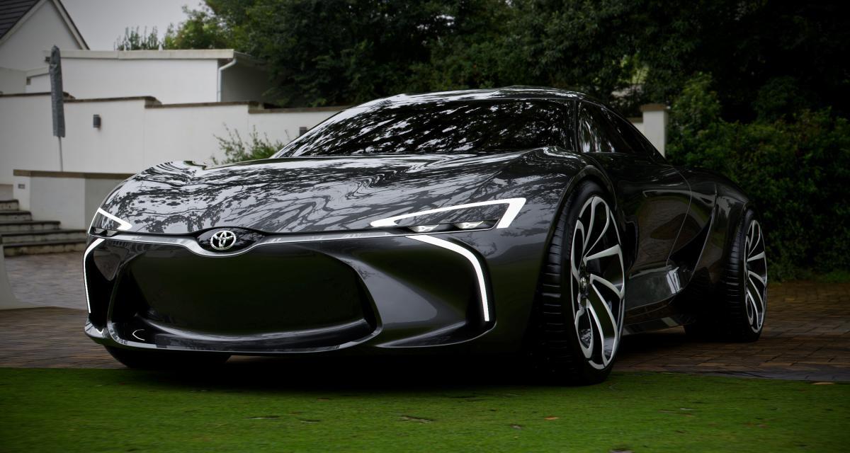 Toyota MR: un designer se lâchesur le roadster
