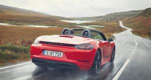 Porsche Boxster et Cayman 718 T : à l'état pur