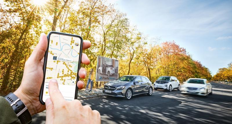 Mobilité urbaine BMW-Daimler : la patte allemande