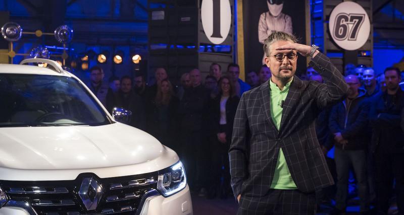 L'épisode du 26 décembre de Top Gear France à la TV et en streaming
