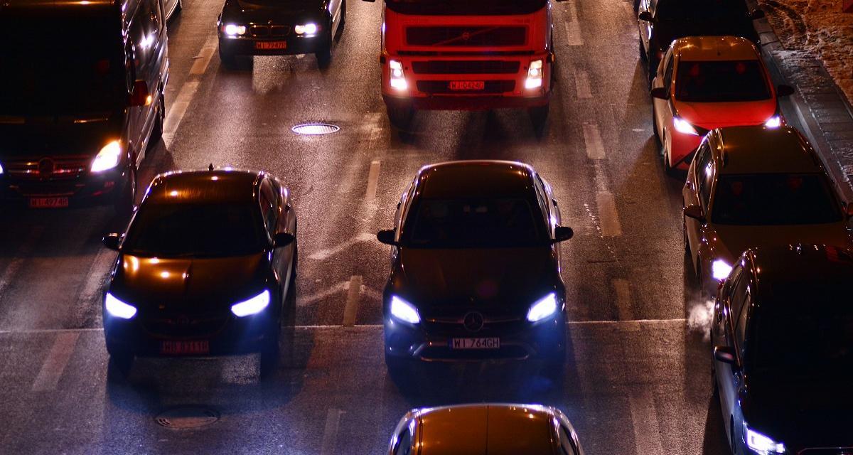 Bouchons de fin d'année : attention au trafic sur les routes ce week-end