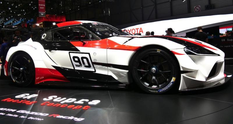 Toyota: Supra, Corolla Touring Sports et RAV4, les nouveautés 2019