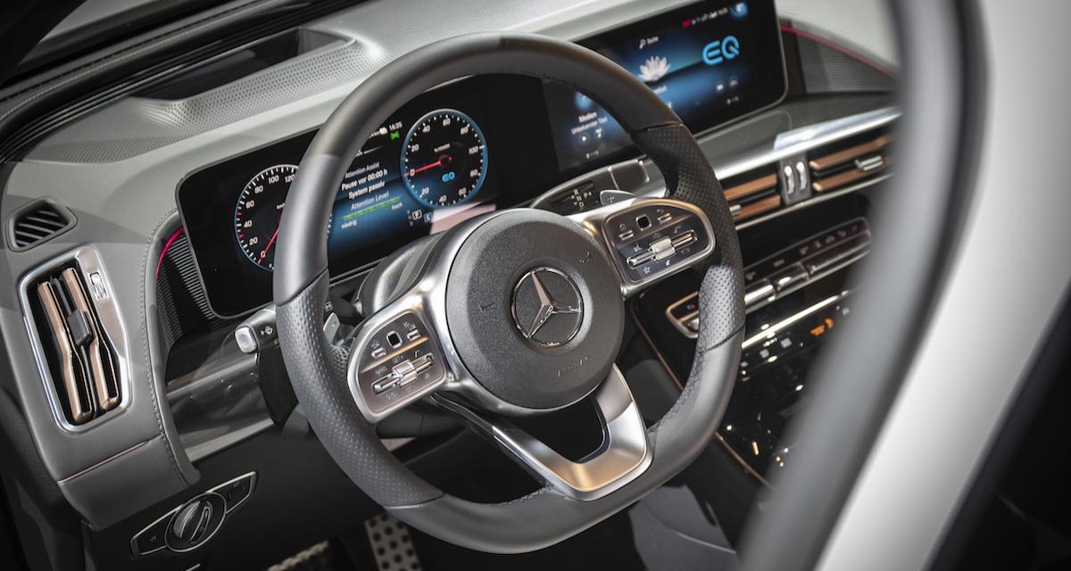 Mercedes en 2019 : EQC, GLB, CLA, AMG GT R PRO… le programme de l'année