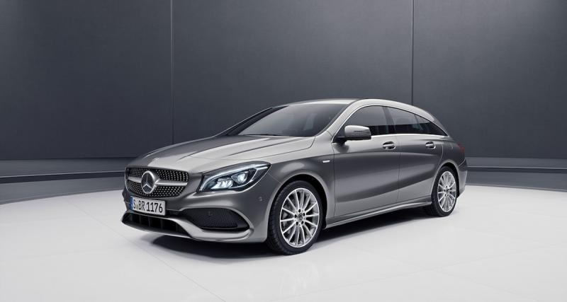 CLA et CLA Shooting Brake