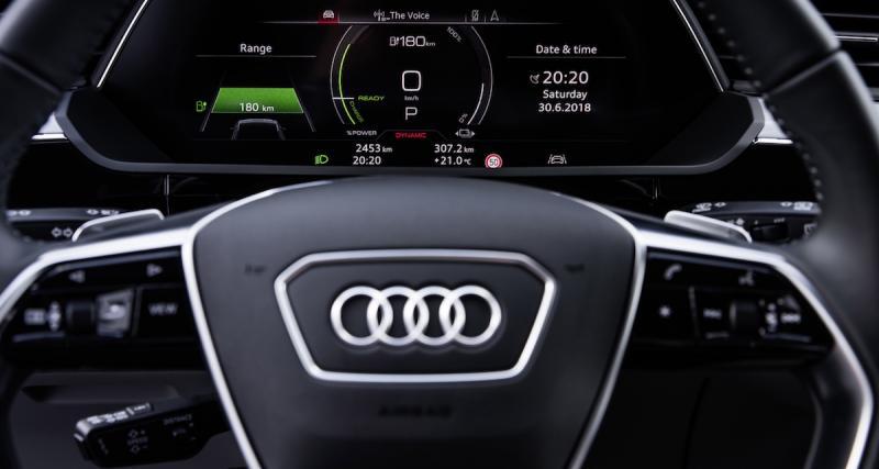 Audi en 2019: A3, RS Q5, S8, R8 et e-tron Sportback - le programme de l'année