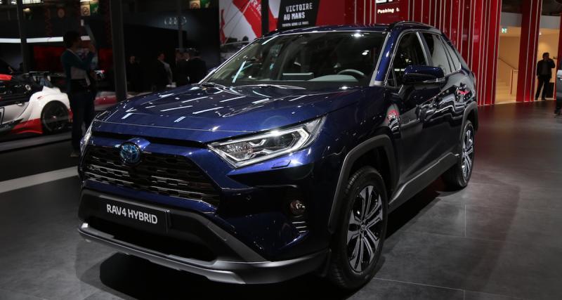 Toyota RAV4 : 15 et 16 janvier